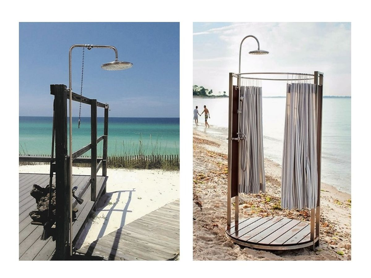 outdoor shower curtains do you need