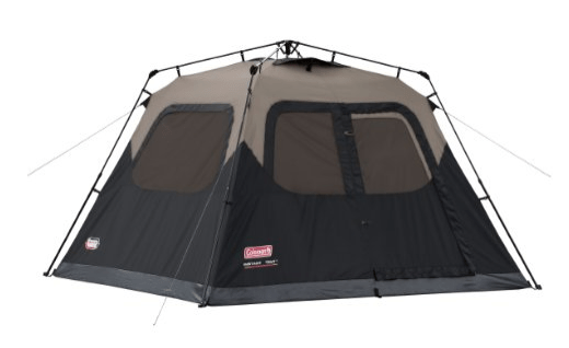 Coleman 6 Person Instand Cabin Pop Up Tent