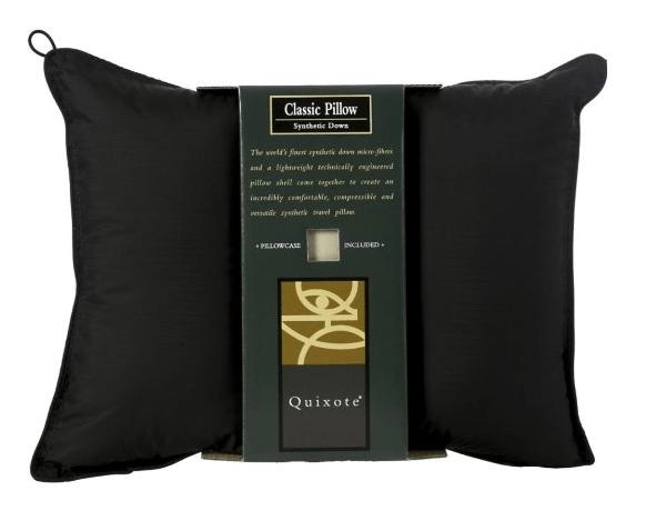 Quixote Classic Camping Pillow