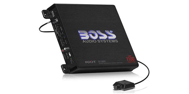 Boss Amplifier for Car