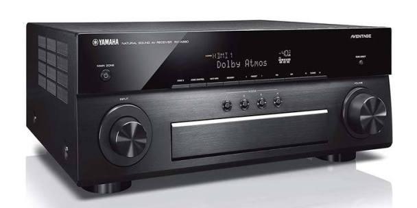 Yamaha Rx A880 Audio Component Receiver