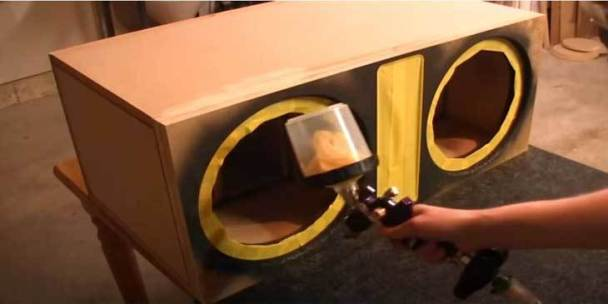 How to Build a Subwoofer Box 10 inch