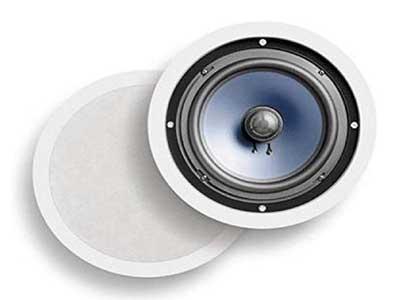Polk Audio RC80i Premium In-Ceiling Round Speakers