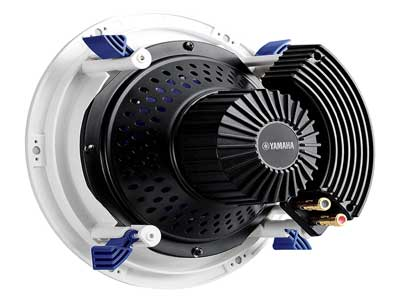 Yamaha NSIC800WH 140-Watts RMS Speaker