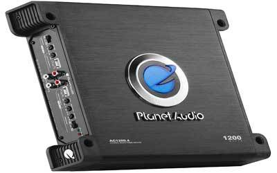 Planet Audio AC1200.4 4 Channel Car Amplifier