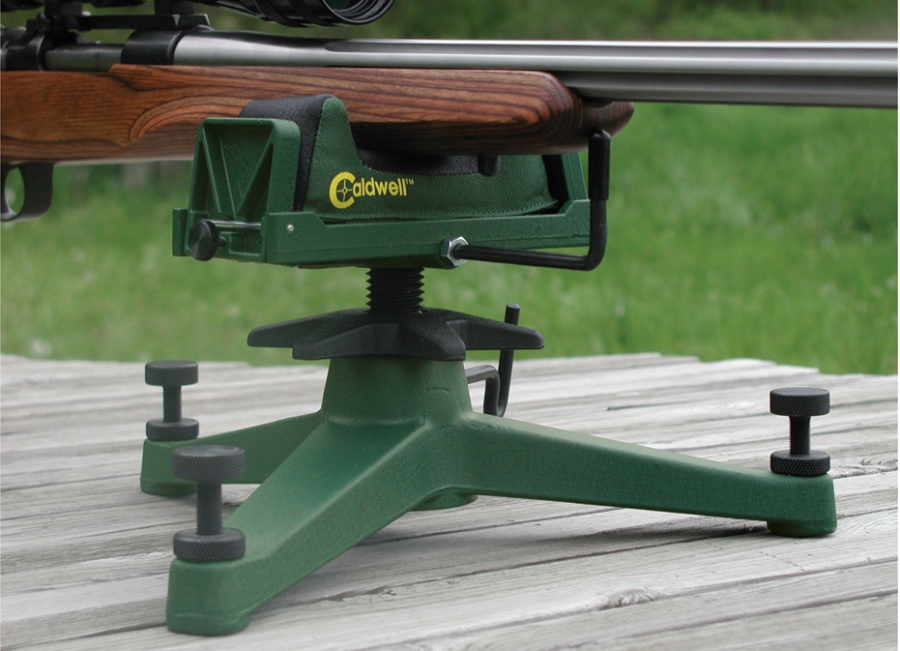 Caldwell The Rock Front Shooting Rest Hunting And