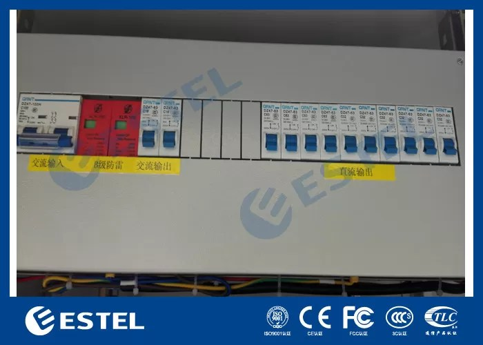 outdoor telecom cabinet outdoor battery cabinet