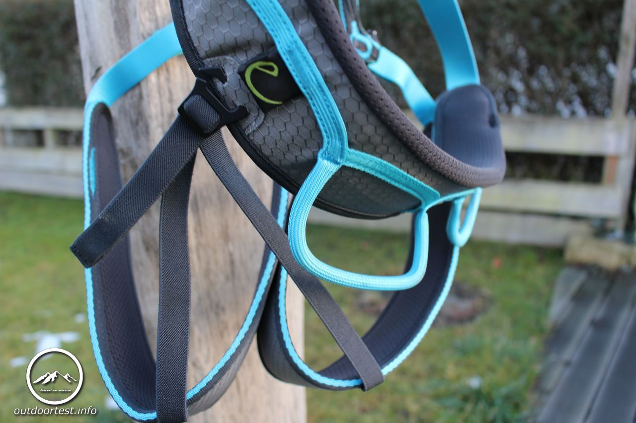 Klettergurt Damen Test : Edelrid jay ii klettergurt outdoortest tested in nature