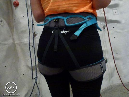 Edelrid Klettergurt Jay Test : Edelrid jay ii klettergurt outdoortest.info tested in nature