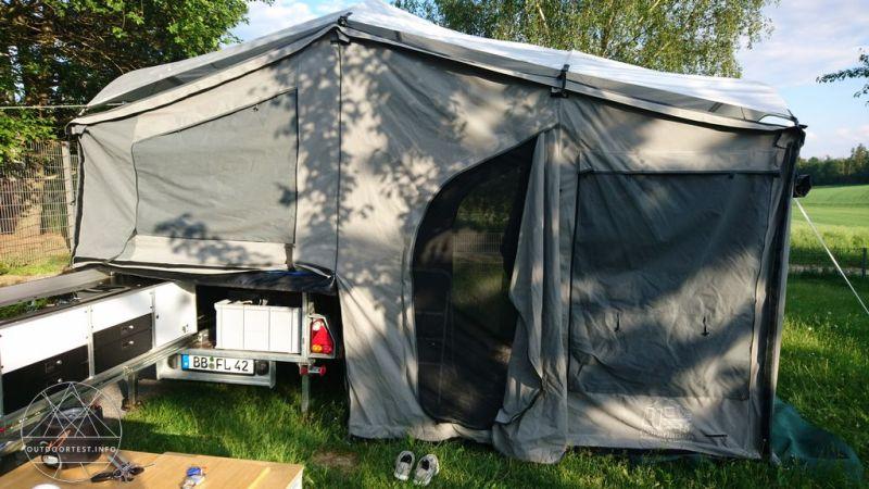 Outdoorküche Camping Xxl : Falterladen zeltanhänger traveller onroad outdoortest.info