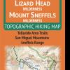 Cover of Lizard Head / Mount Sneffels Wilderness Map