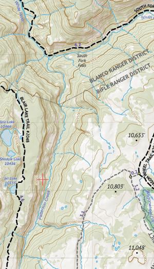 Flat Tops Wilderness Map Crop 3