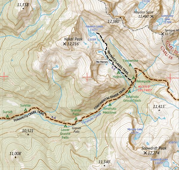 Rocky Mountain National Park Crop 2
