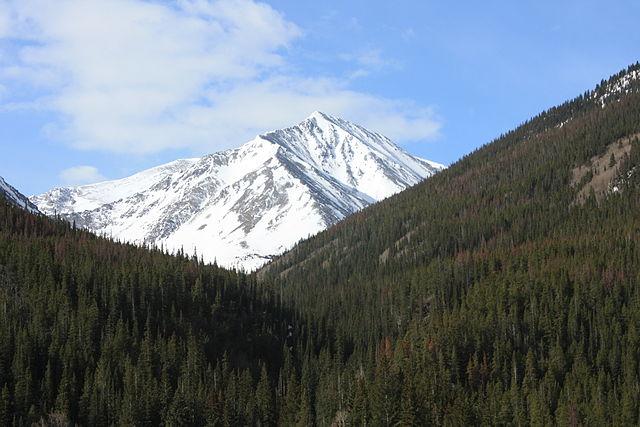 Torreys Peak, Colorado