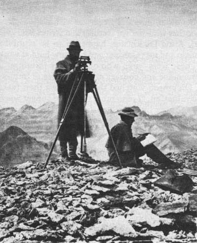 Longs Expedition Photo