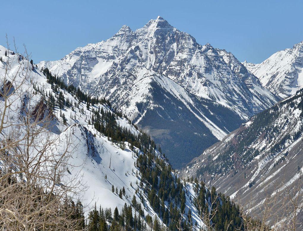 Pyramid Peak Colorado