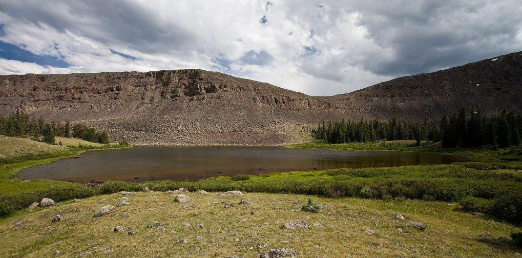 Powderhorn Wilderness Devil's Lake