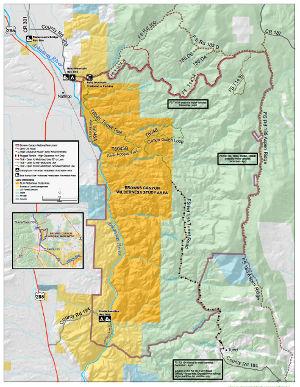 Browns Canyon National Monument thumbnail