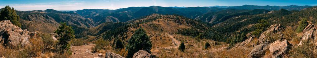 Centennial Cone Park Colorado
