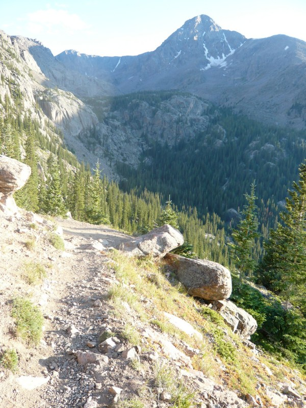 Mount of the Holy Cross Trail