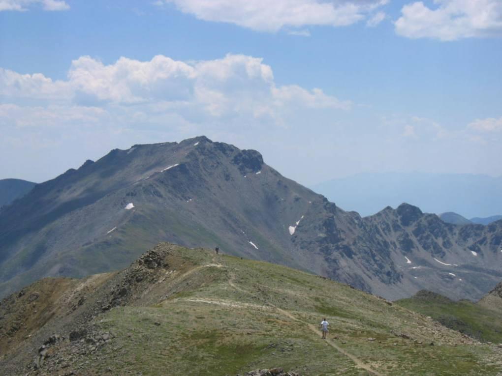 Mount Harvard Colorado