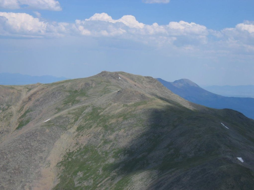 Mount Oxford Colorado