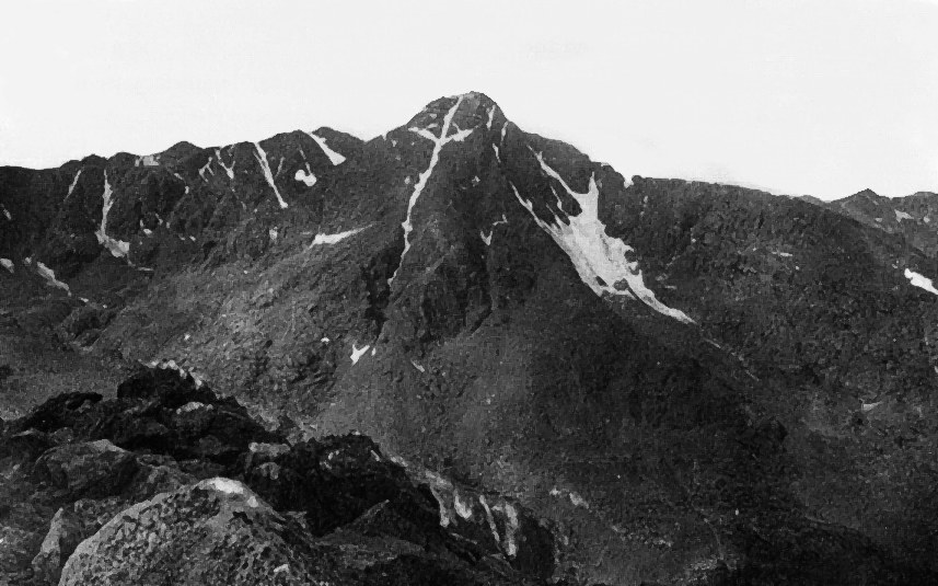 Jackson photo of Mount of the Holy Cross