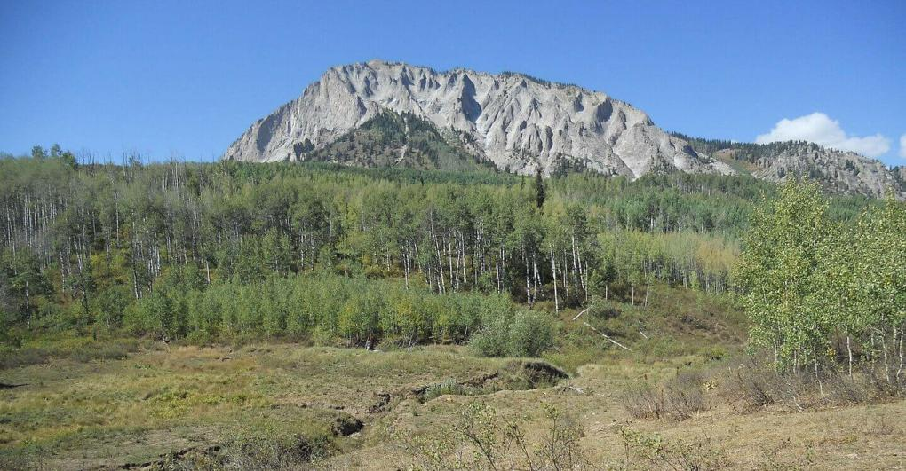 Marcellina Mountain Raggeds Wilderness