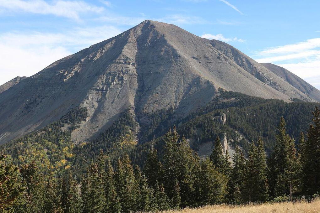 Spanish Peaks Wilderness West Spanish Peak
