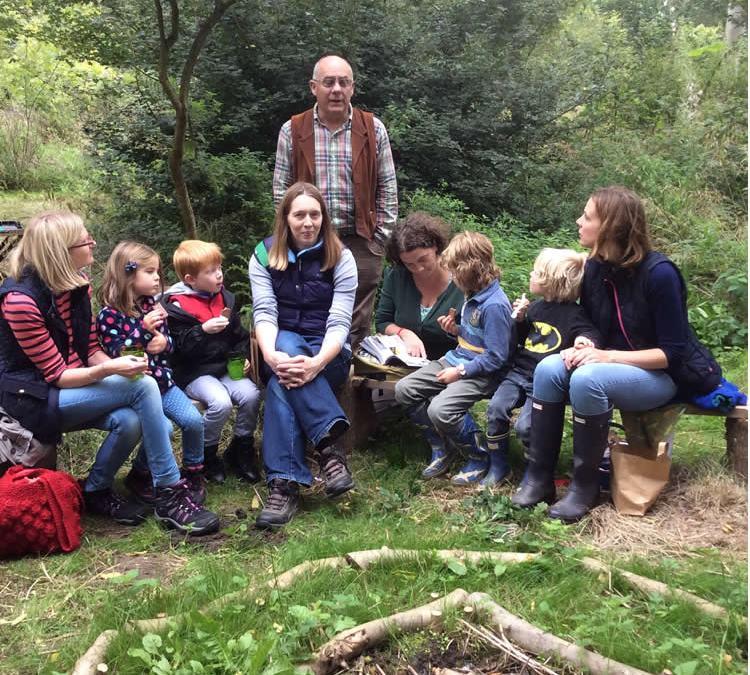 How Forest School benefits children