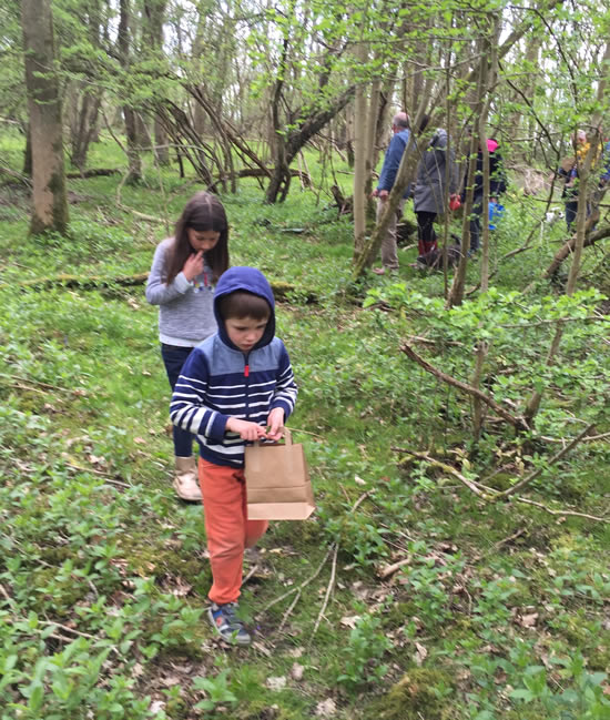 Forest School in East Northants