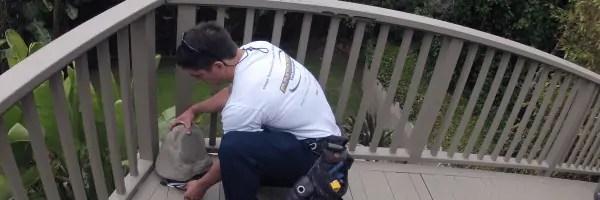 Installing Outdoor Speakers