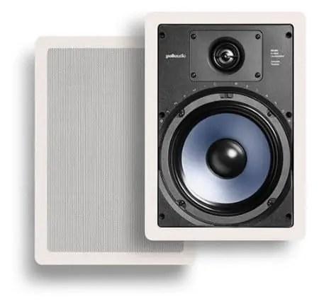 Polk Audio RC85i 2-Way In-Wall Speakers
