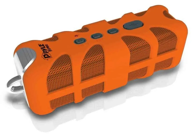 Pyle PWPBT60OR Sound Box Splash Speaker