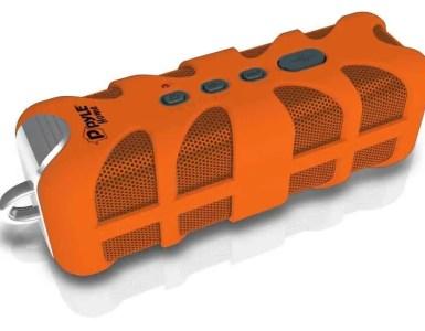 Pyle PWPBT60OR Sound Box Splash Speaker