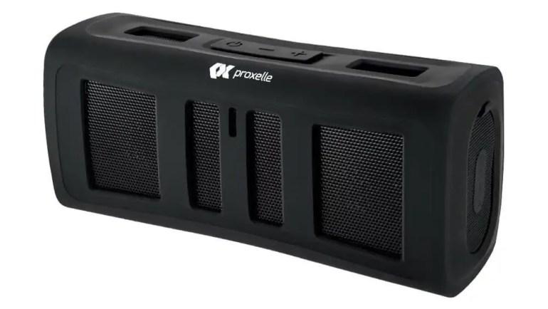 Proxelle Surge Blast Portable Rugged Waterproof Wireless Bluetooth Stereo Speaker
