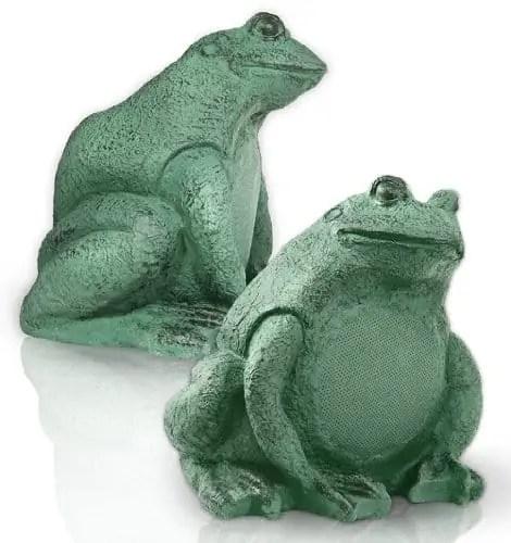 Outdoor Speaker Depot Audio FS525 5.25-Inch Decorative Frog Speakers