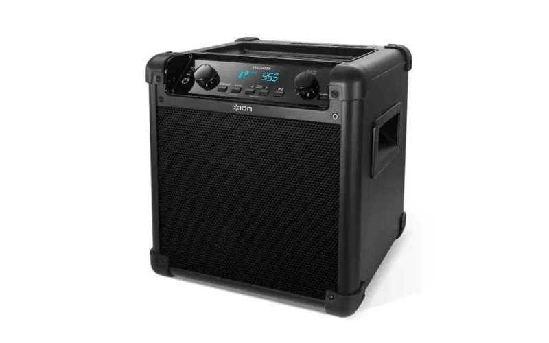 Ion Audio iPA77 Tailgater Portable Bluetooth Speaker PA System