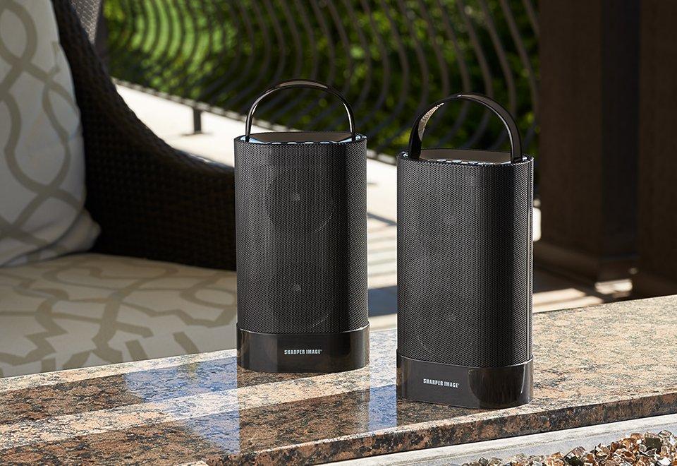 wireless outdoor speakers