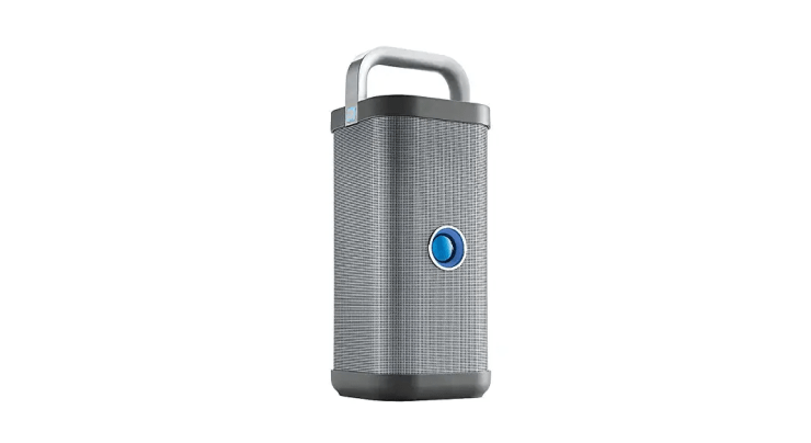 Big Blue Party Speaker Review