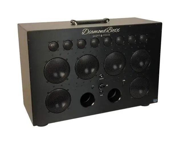 DiamondBoxx Model XL Wireless Bluetooth Speaker