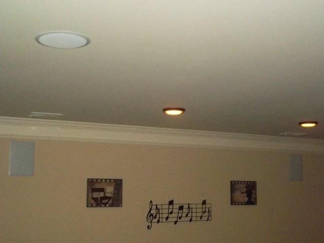 Polk Audio RC85i 2-Way In-Wall Speakers 2