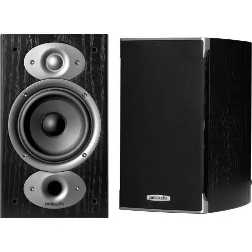 Polk Audio RTI A1 Bookshelf Speakers