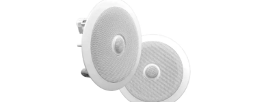 Pyle Pro PDIC60 2-Way In-Wall In-Celing Speakers