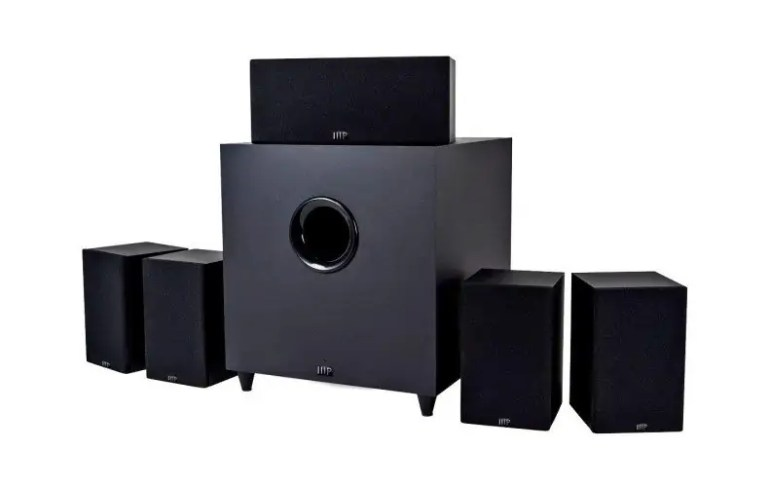 Monoprice 5.1 Home Theater System