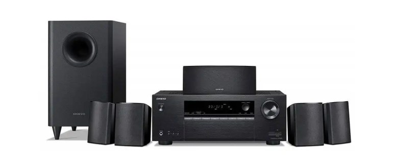 Onkyo HT-S3900 5.1 Channel Home Theater Package