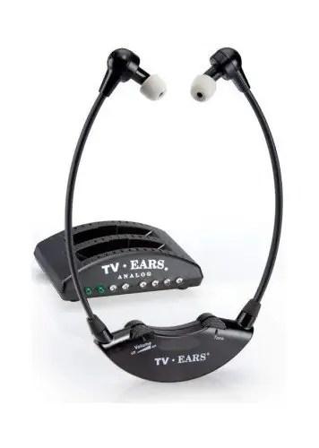 TV Ears Original Wireless Headset System