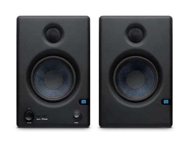 PreSonus Eris E4.5 2-Way Powered Studio Monitors