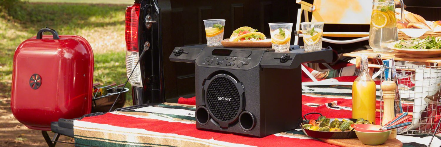 Sony PG10 Portable Wireless Speaker Review - Outeraudio