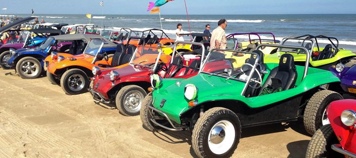 Outer Banks events - dune buggy